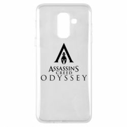 Чохол для Samsung A6+ 2018 Assassin's Creed: Odyssey logotype
