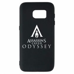 Чохол для Samsung S7 Assassin's Creed: Odyssey logotype