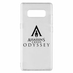 Чохол для Samsung Note 8 Assassin's Creed: Odyssey logotype