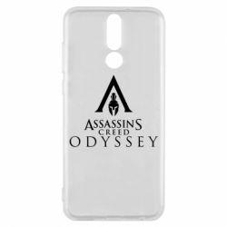 Чохол для Huawei Mate 10 Lite Assassin's Creed: Odyssey logotype - FatLine