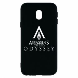Чохол для Samsung J3 2017 Assassin's Creed: Odyssey logotype