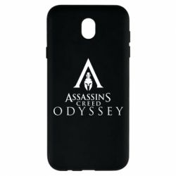 Чохол для Samsung J7 2017 Assassin's Creed: Odyssey logotype