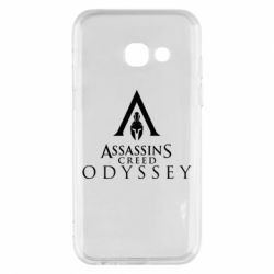 Чохол для Samsung A3 2017 Assassin's Creed: Odyssey logotype