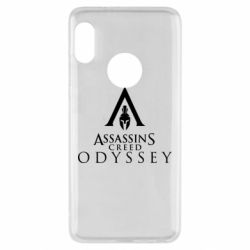 Чохол для Xiaomi Redmi Note 5 Assassin's Creed: Odyssey logotype