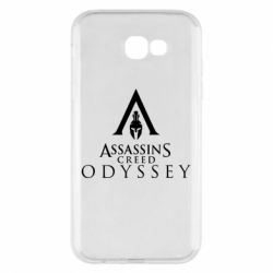 Чохол для Samsung A7 2017 Assassin's Creed: Odyssey logotype