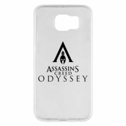 Чохол для Samsung S6 Assassin's Creed: Odyssey logotype