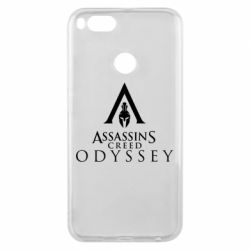 Чохол для Xiaomi Mi A1 Assassin's Creed: Odyssey logotype