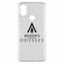 Чохол для Xiaomi Mi A2 Assassin's Creed: Odyssey logotype