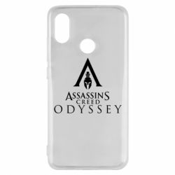Чохол для Xiaomi Mi8 Assassin's Creed: Odyssey logotype