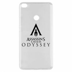 Чохол для Xiaomi Mi Max 2 Assassin's Creed: Odyssey logotype