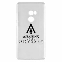 Чохол для Xiaomi Mi Mix 2 Assassin's Creed: Odyssey logotype
