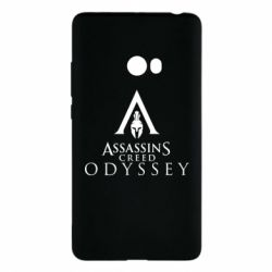 Чохол для Xiaomi Mi Note 2 Assassin's Creed: Odyssey logotype