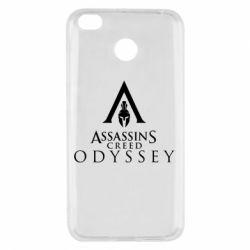 Чохол для Xiaomi Redmi 4x Assassin's Creed: Odyssey logotype - FatLine