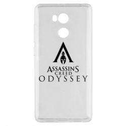 Чохол для Xiaomi Redmi 4 Pro/Prime Assassin's Creed: Odyssey logotype - FatLine