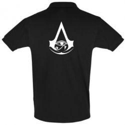 Футболка Поло Assassin's Creed Origins logo