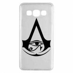 Чохол для Samsung A3 2015 Assassin's Creed Origins logo