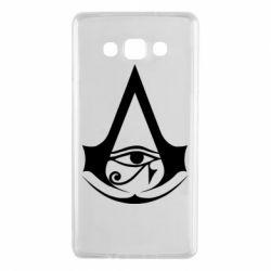 Чохол для Samsung A7 2015 Assassin's Creed Origins logo