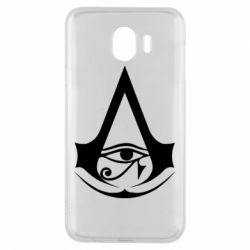 Чохол для Samsung J4 Assassin's Creed Origins logo