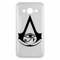 Чохол для Samsung J5 2015 Assassin's Creed Origins logo