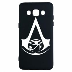 Чохол для Samsung J5 2016 Assassin's Creed Origins logo