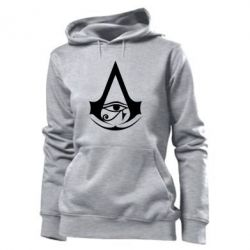 Толстовка жіноча Assassin's Creed Origins logo