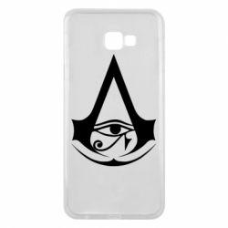 Чохол для Samsung J4 Plus 2018 Assassin's Creed Origins logo