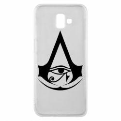 Чохол для Samsung J6 Plus 2018 Assassin's Creed Origins logo