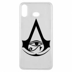 Чохол для Samsung A6s Assassin's Creed Origins logo