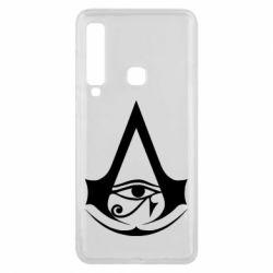 Чохол для Samsung A9 2018 Assassin's Creed Origins logo