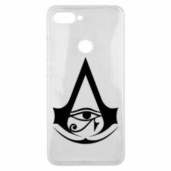 Чохол для Xiaomi Mi8 Lite Assassin's Creed Origins logo