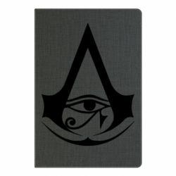 Блокнот А5 Assassin's Creed Origins logo