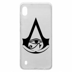 Чохол для Samsung A10 Assassin's Creed Origins logo