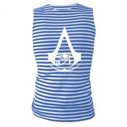 Майка-тільняшка Assassin's Creed Origins logo