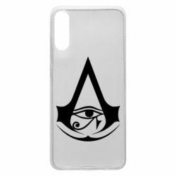 Чохол для Samsung A70 Assassin's Creed Origins logo