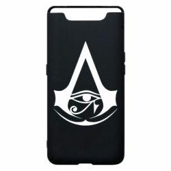 Чохол для Samsung A80 Assassin's Creed Origins logo