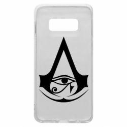 Чохол для Samsung S10e Assassin's Creed Origins logo