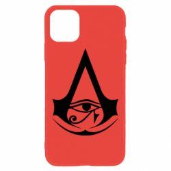 Чохол для iPhone 11 Assassin's Creed Origins logo