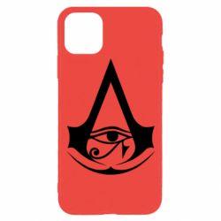 Чохол для iPhone 11 Pro Assassin's Creed Origins logo