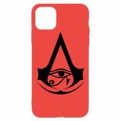 Чохол для iPhone 11 Pro Max Assassin's Creed Origins logo