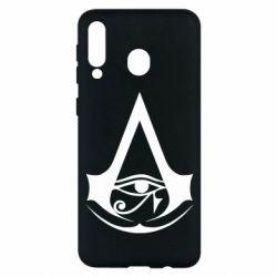 Чохол для Samsung M30 Assassin's Creed Origins logo