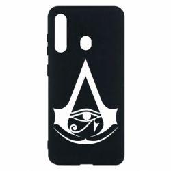 Чохол для Samsung M40 Assassin's Creed Origins logo