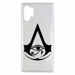 Чохол для Samsung Note 10 Plus Assassin's Creed Origins logo