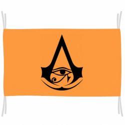 Прапор Assassin's Creed Origins logo