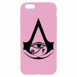 Чохол для iPhone 6/6S Assassin's Creed Origins logo