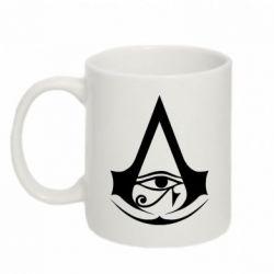 Кружка 320ml Assassin's Creed Origins logo