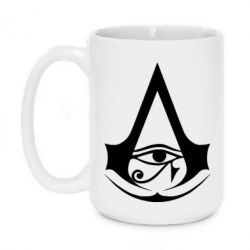 Кружка 420ml Assassin's Creed Origins logo