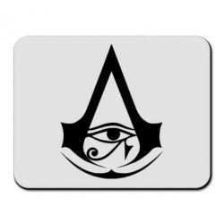 Килимок для миші Assassin's Creed Origins logo