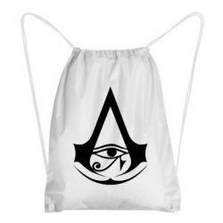 Рюкзак-мішок Assassin's Creed Origins logo