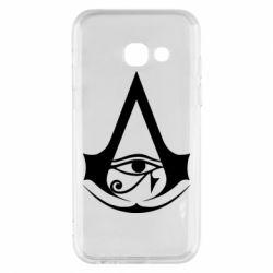 Чохол для Samsung A3 2017 Assassin's Creed Origins logo