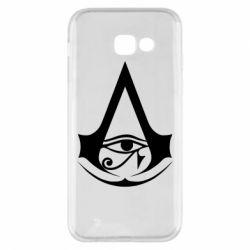 Чохол для Samsung A5 2017 Assassin's Creed Origins logo